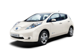 Electric New Nissan Leaf Acenta