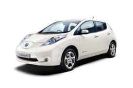 Electric New Nissan Leaf Acenta